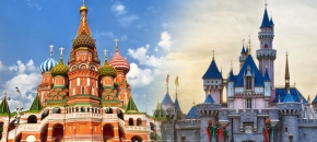 Kremlin or Disney Castle? Why not both?! Visit Hong Kong and Moscow from PHP20,000 roundtrip!